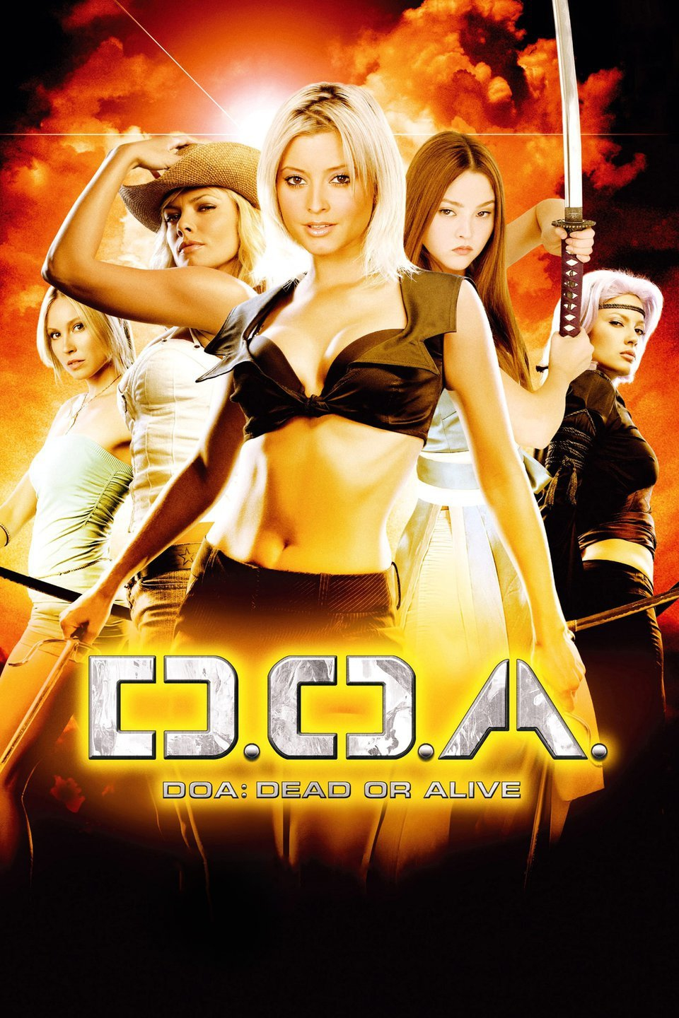 Watch D O A Dead Or Alive 2006 Online For Free The Roku