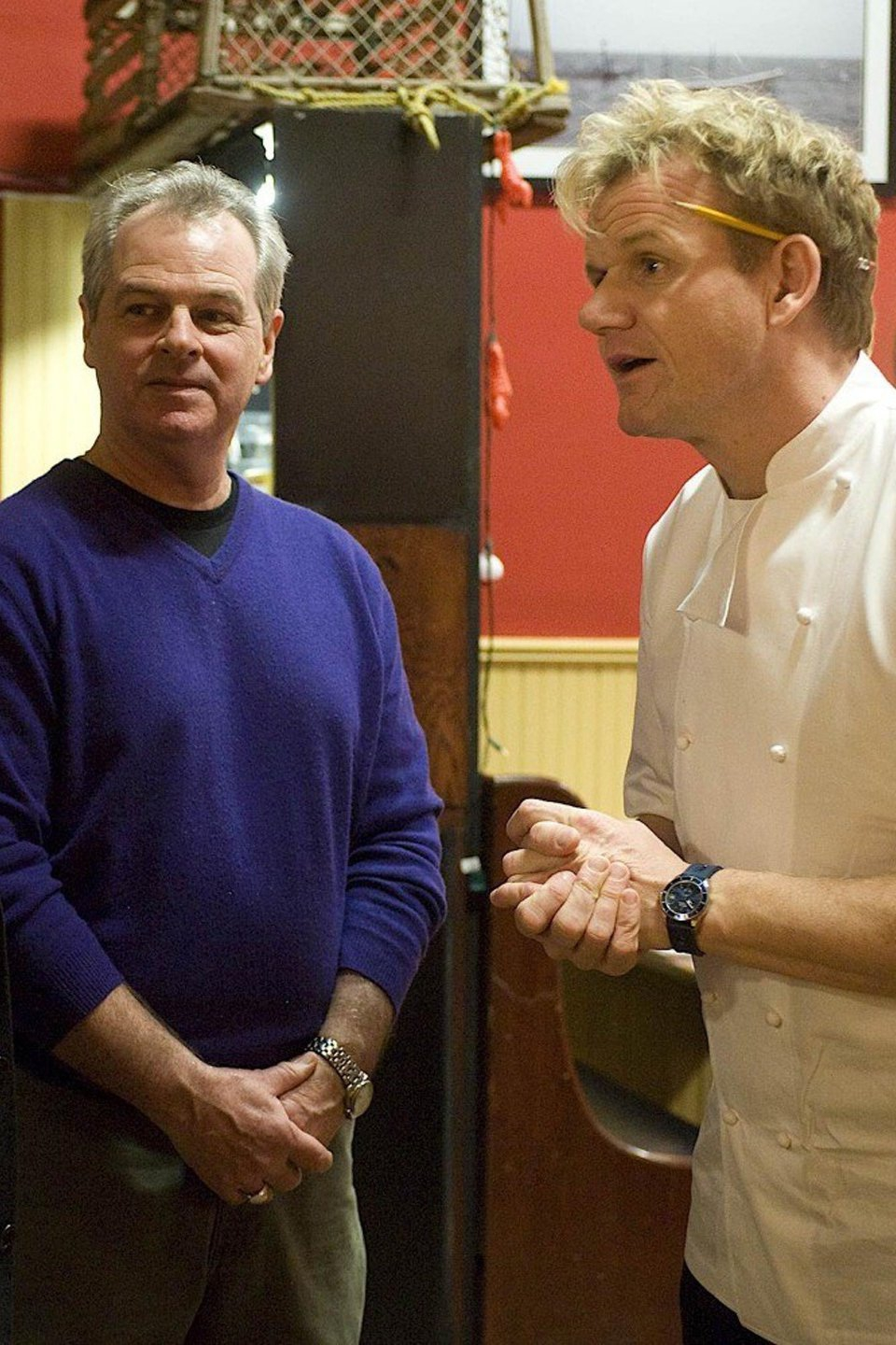 Watch kitchen nightmares s1 e16 episode 16 online for free the roku channel roku The secret garden kitchen nightmares