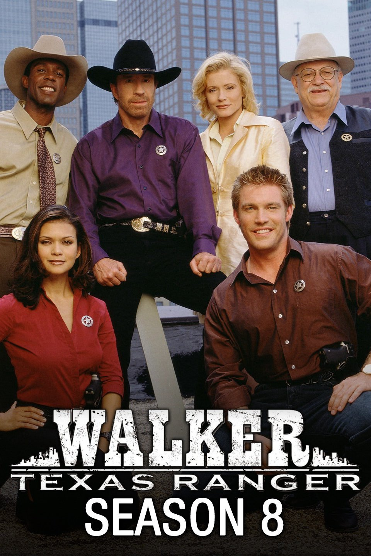 Walker Texas Ranger Episoden