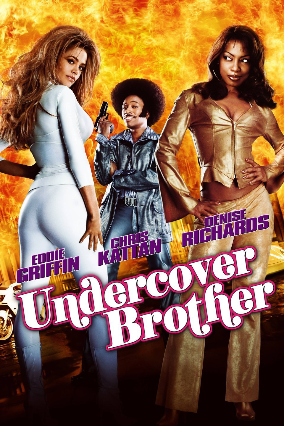 Watch Undercover Brother (2002) Online | Free Trial | The ...