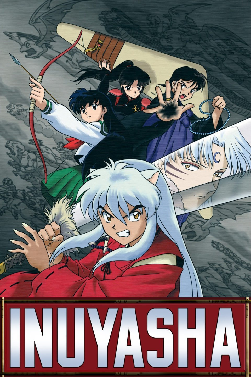 Watch Inuyasha S2 E17 Kaijinbo S Evil Sword 2001 Online For Free