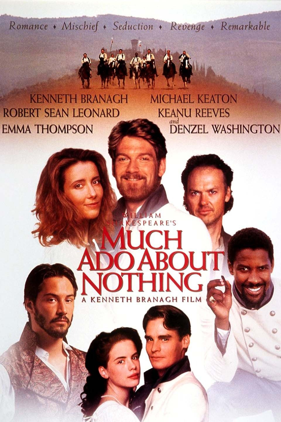 Much Ado About Nothing Trailer: Joss Whedon Does William
