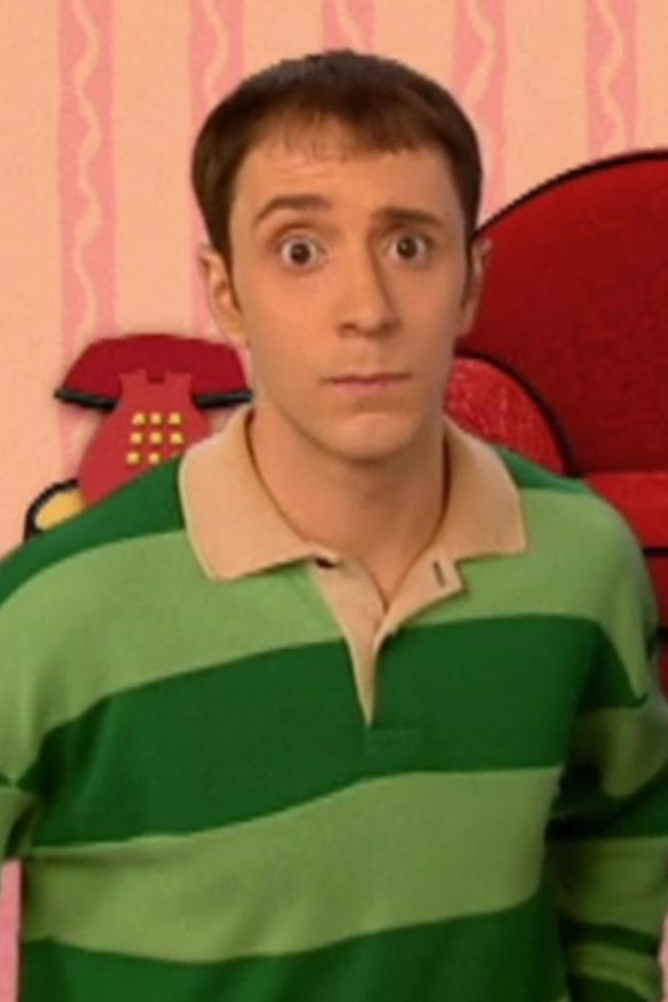 Watch Blues Clues S4e24 Steve Goes To College 2002 Online
