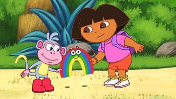 Watch Dora The Explorer S4 E3 Daisy La Quincea 241 Era