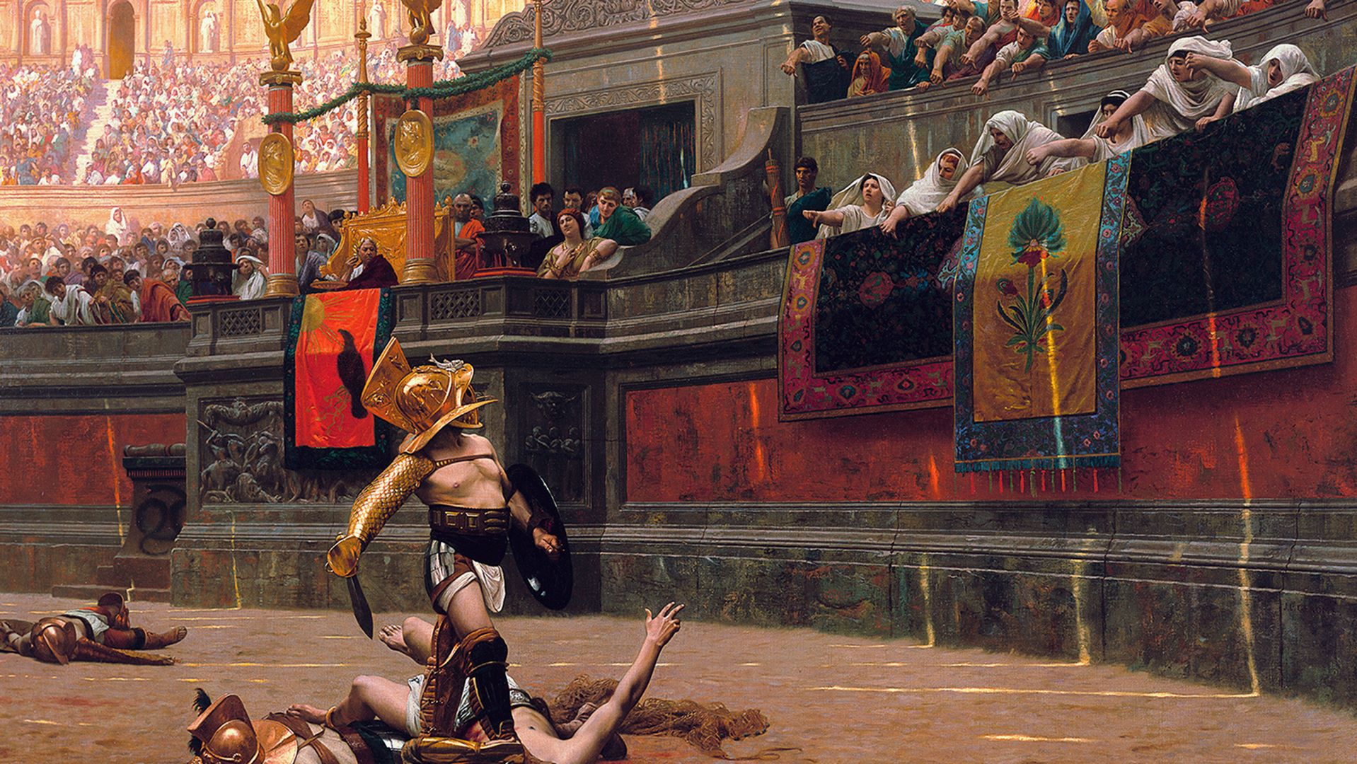 Watch The Roman Empire: From Augustus to the Fall of Rome ...