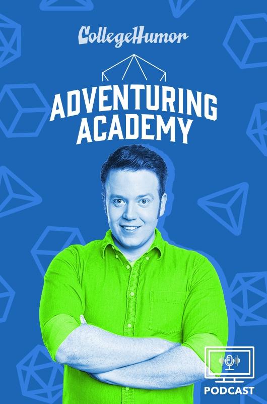 Watch Adventuring Academy - S1:E2 Keeping a Game Going (with Amy