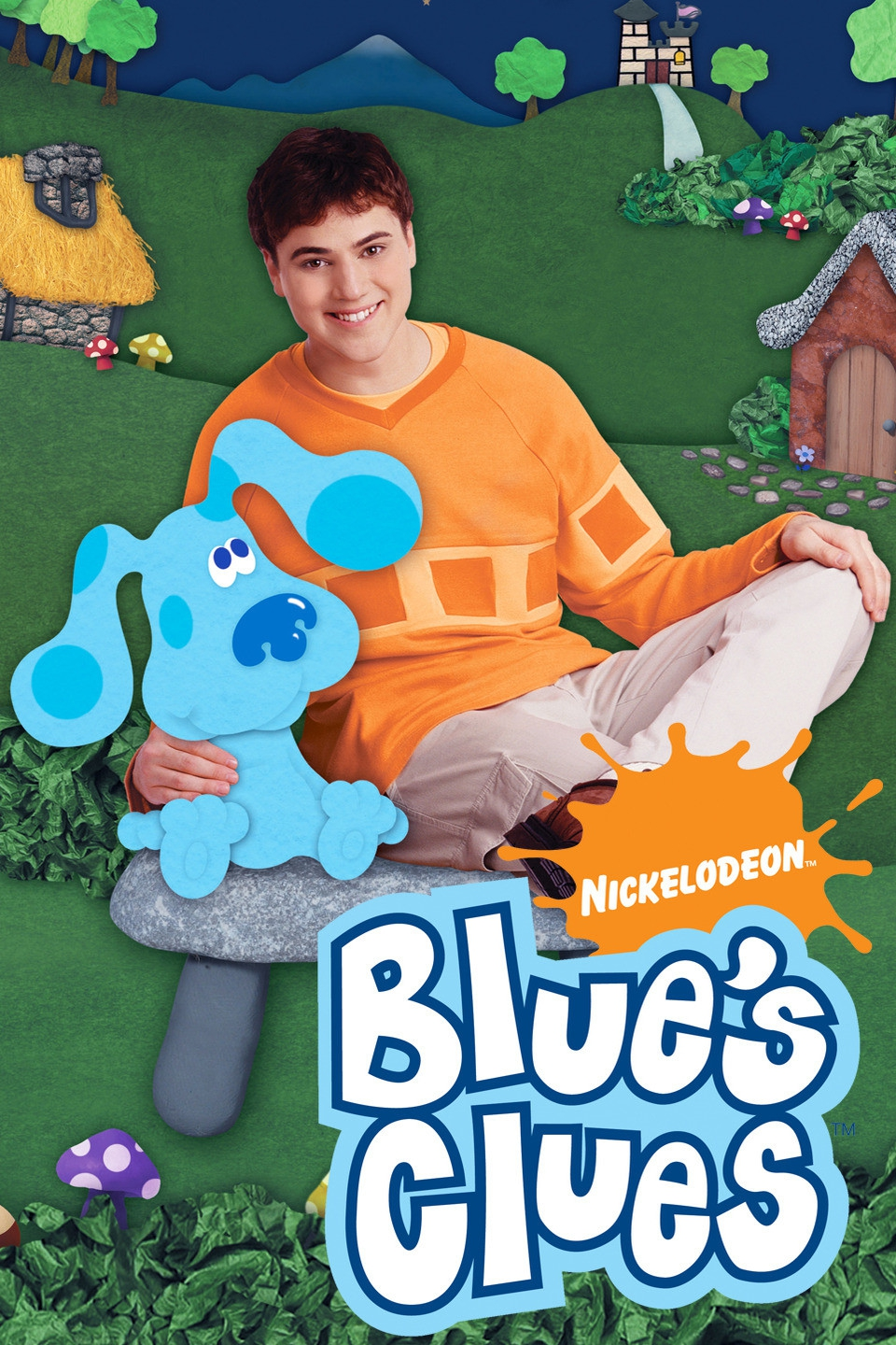 Watch Blue's Clues (1996) Online | Free Trial | The Roku ...