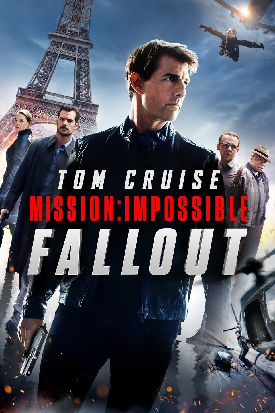 mission impossible fallout online