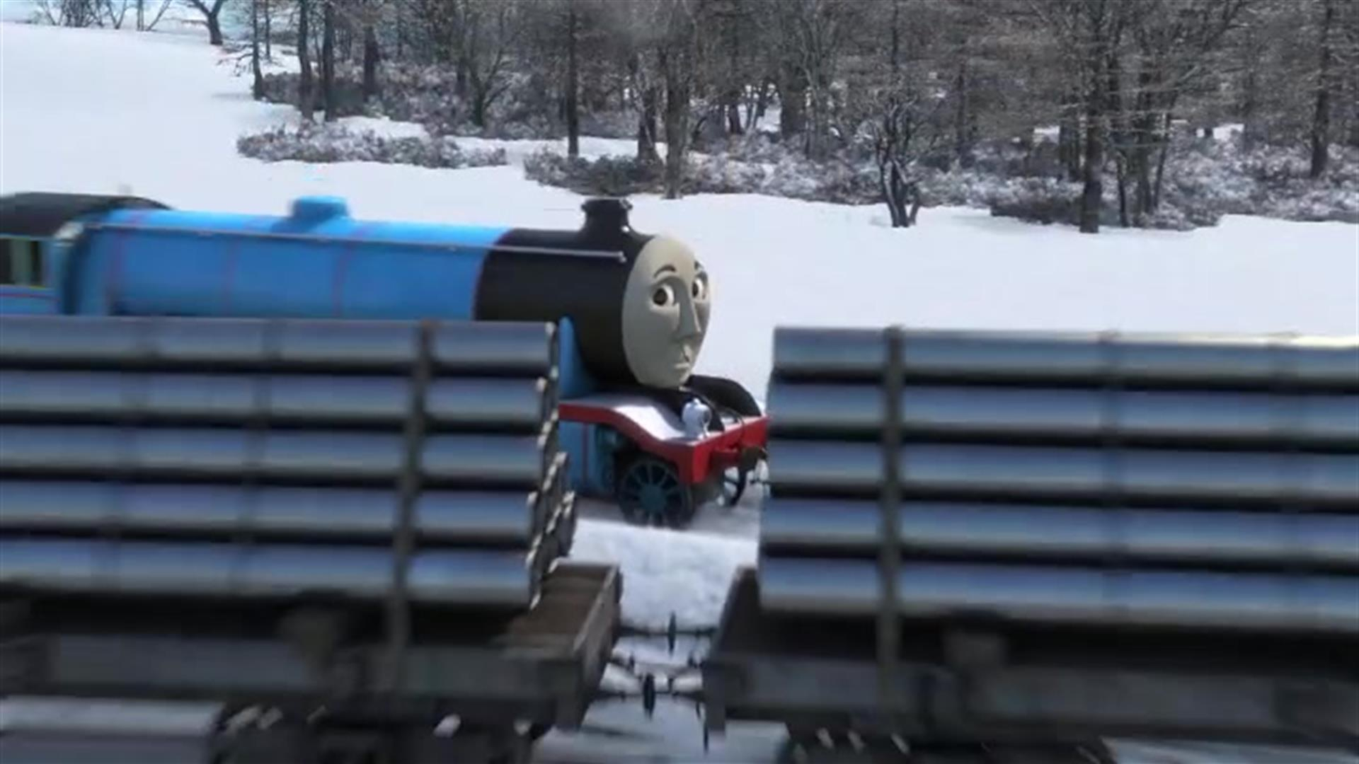 Watch Thomas & Friends - S21:E7 Emily in the Middle (2017 ...
